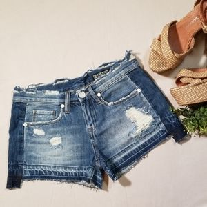 Blank NYC Hiker Shorts Size 24